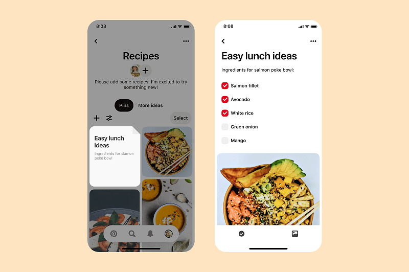 new pinterest tools