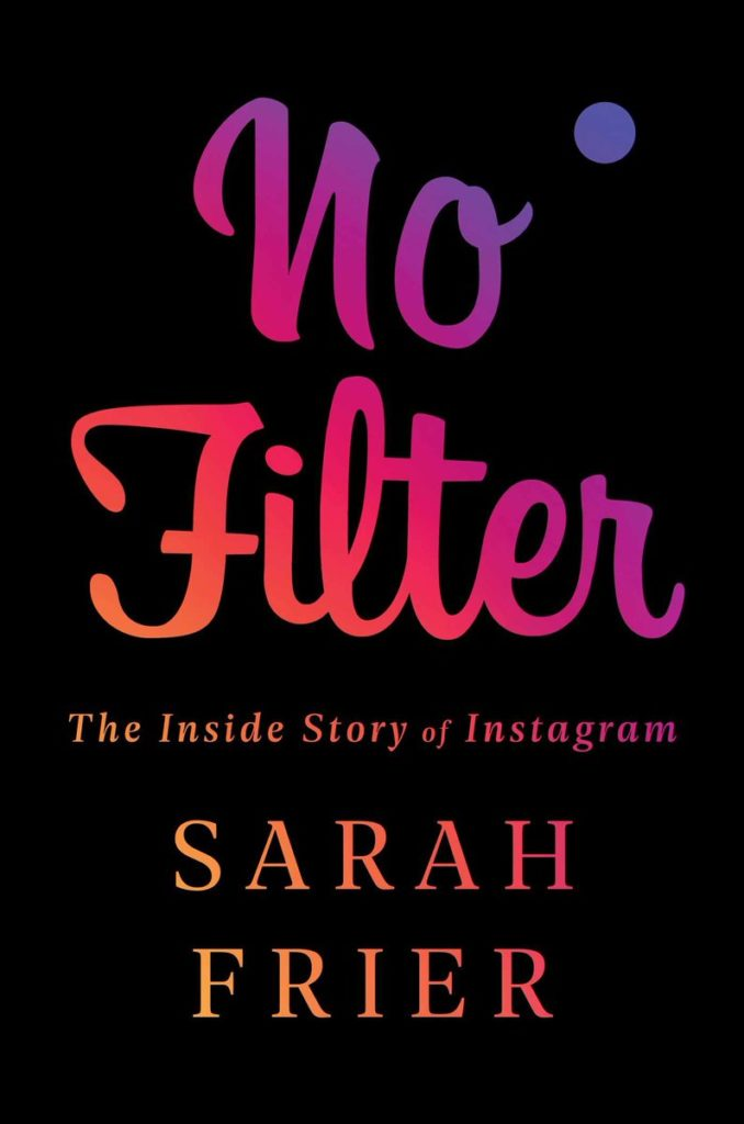 no filter - book about instagram